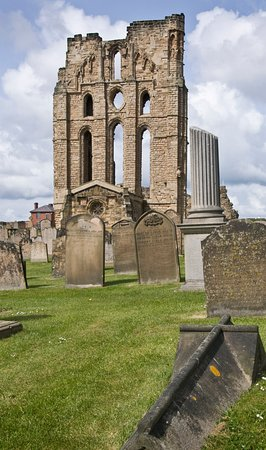 Tyne and Wear, UK: Tynemouth Priory