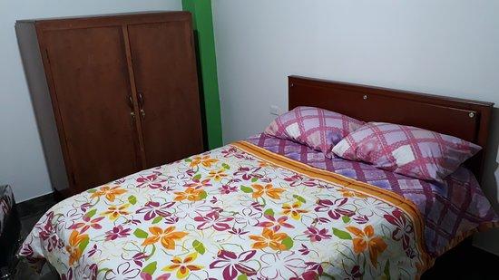 Sibundoy, Colombia: Habitación