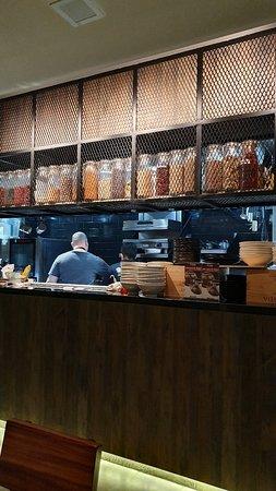 Bar-like Bites & Settings