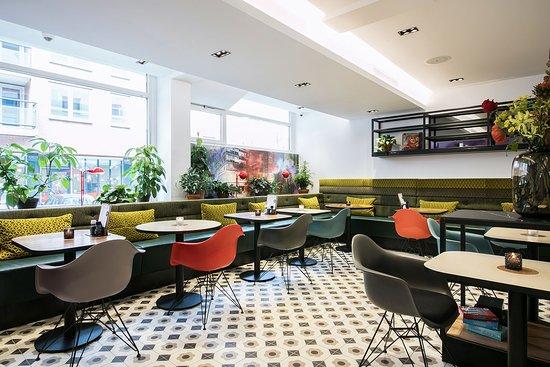 Savoy Hotel Rotterdam: Lobby