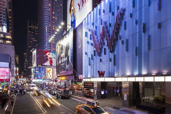 W NEW YORK - TIMES SQUARE - Updated 2019 Prices, Hotel