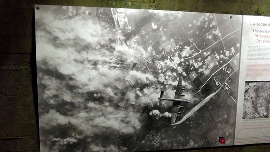 Forteresse de Mimoyecques : Photo du site durant la guerre