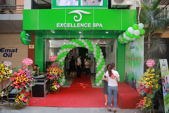 Excellence Spa Tay Ho