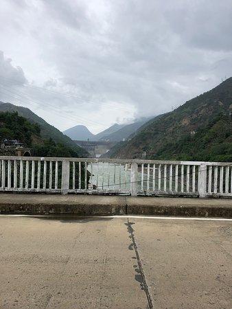 Yanbian County, Китай: Ertanshui Hydroelectric Station