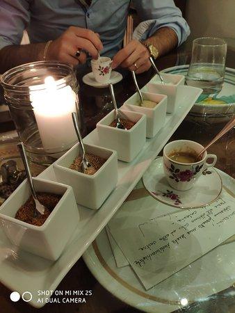 La Limonaia Food as Culture: Caffè con selezione di zuccheri