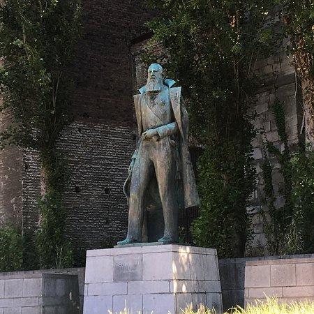 Statue de Leopold II
