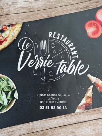 La Verrie, Francja: Le Verrie-Table