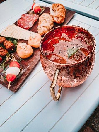 Cocktail ed entrèe di benvenuto