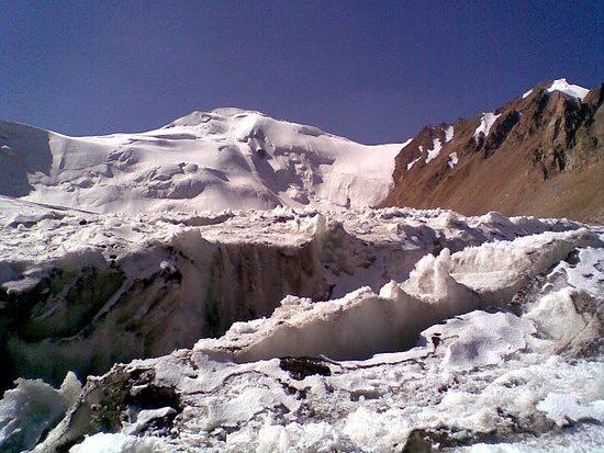 Pogrebetskogo Peak