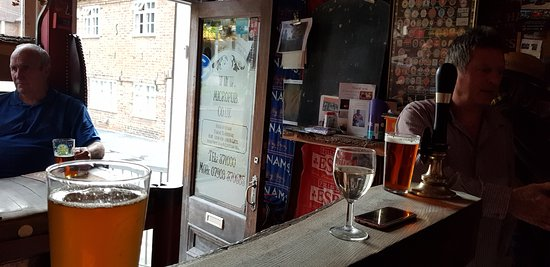 Herne, UK: The Butcher's Arms