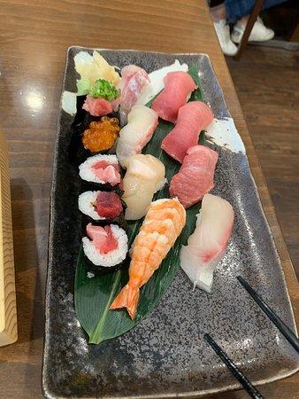 Tolles Sushi