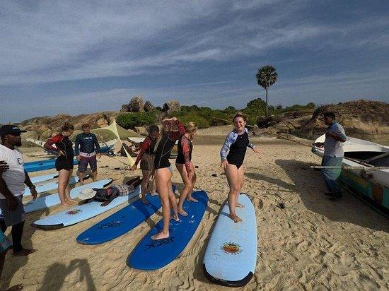 Pappy's Surf School: Pappy's Surf Shop
