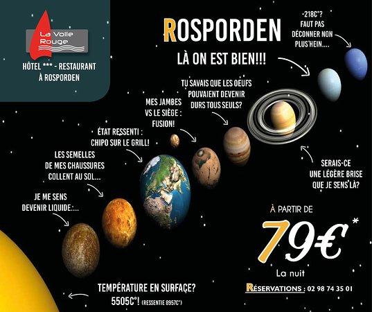 Rosporden, Francia: La canicule très peu pour vous? Découvrez-nous au coeur du pays des étangs!