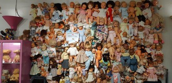 nos anciennes poupées