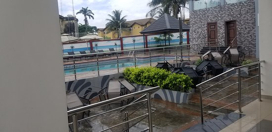 The best hotel to be in Epe, Lagos, Nigeria. It is a first class hotel with excellent facilities and services. Magville hotel has well-trained staff, a spacious restaurant, variety of bars offering a wide array of exotic drinks with sonorous music,a standard kitchen offering mouth watering cuisines and an olympic sized swimming pool.
