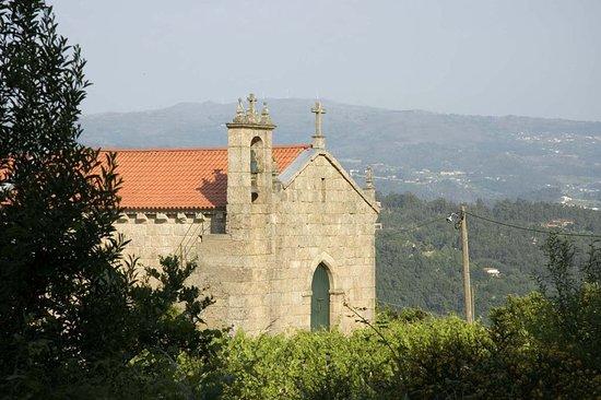 Igreja De Sao Miguel De Entre-os-Rios