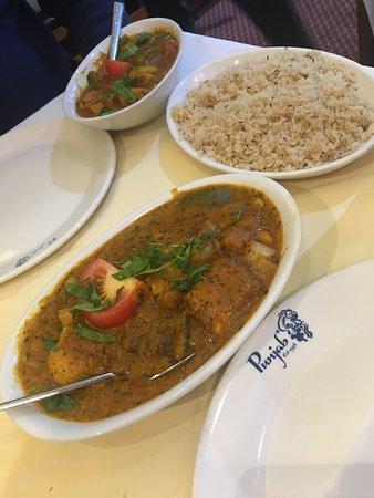 Pahalwan Amars food regime starts here.   Mint Chicken