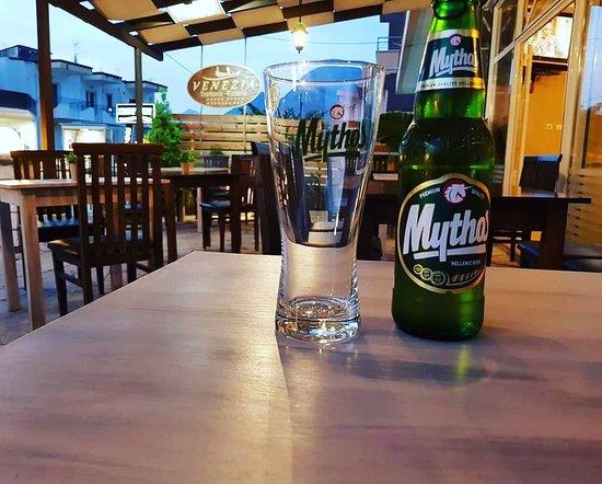 Kanallaki, Grécia: Venezia Restaurant