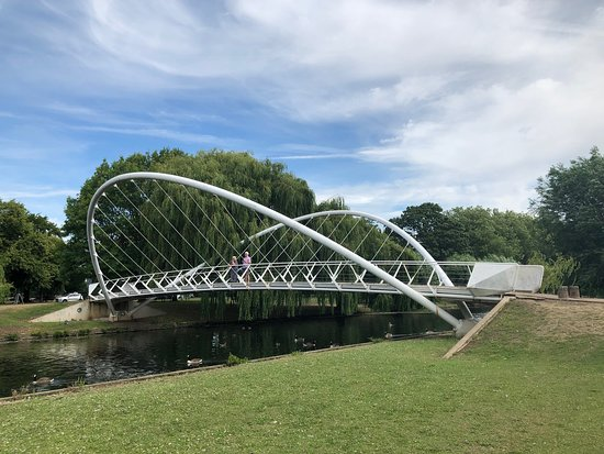 Butterfly Bridge Bedford