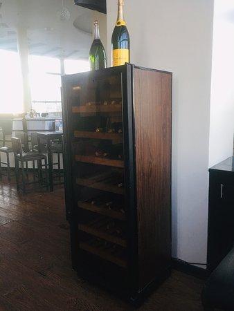 Akemi Revolving Restaurant: Indoor