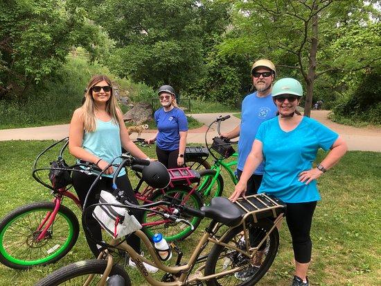 Best of Boulder E-Bike Tour: Loved the Pedego E-Bike tour!