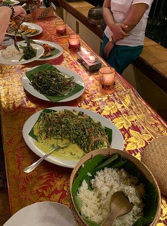 Sehr gutes Nachtessen mit Poulet, Fisch und Gemüse