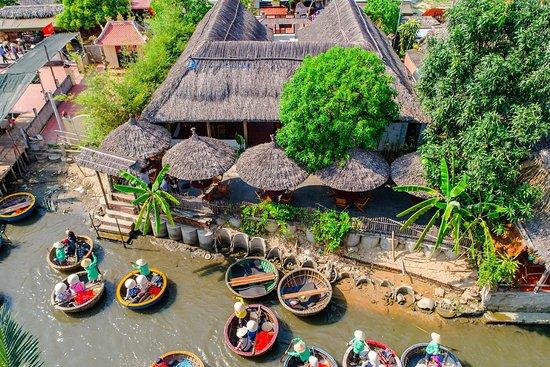 Basket Boat Tour Rung Dua Hoi An