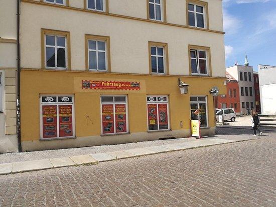 DDR Miniatur Fahrzeug Museum Stralsund