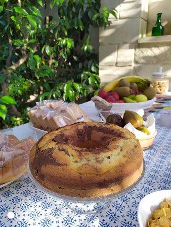 Vernole, Itália: Breakfast senza ciambella?!?