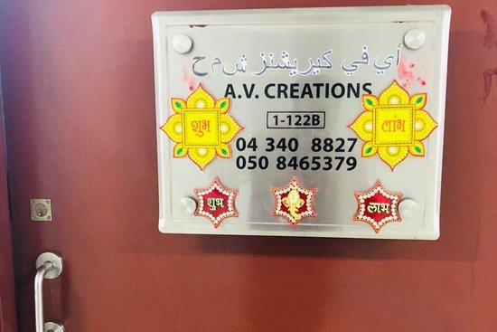 AV Creations FZCO