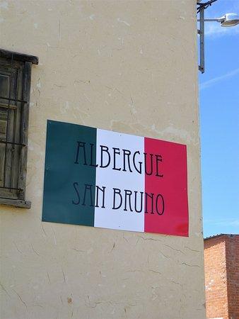 Moratinos, Espagne : Albergue sì, ma italiano!