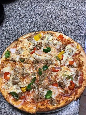 Mama Pizza Zentrum: Mama Pizza Augustenstraße München