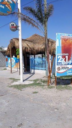 Frontera, Mexico: mejor lugar de mariscos