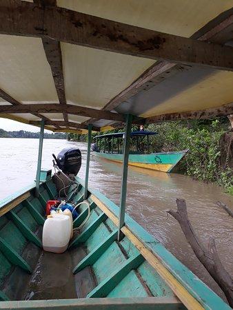embarcadero del Aguajal Manu Lodge