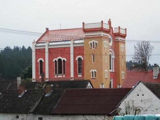 Synagoga v Nove Cerekvi