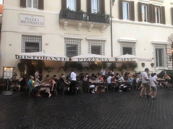 Caffe Leonardo da vinci