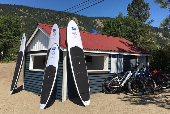 Sokal Rentals - Electric Bikes & SUP's