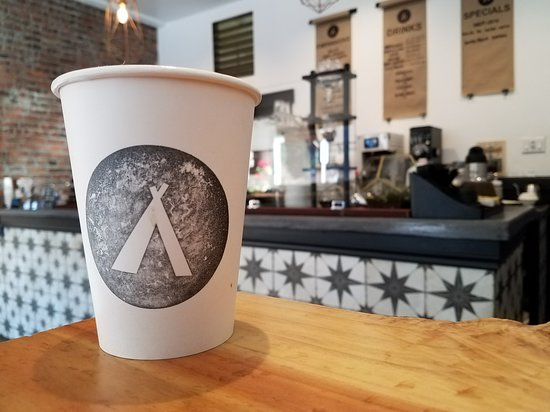 Nomad coffee serves up great Northwest coffee set in the old-west foothills town of Wilkeson.
