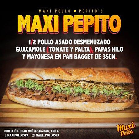 Maxi-Pollo