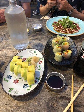 Amazing Sushi for Everyone