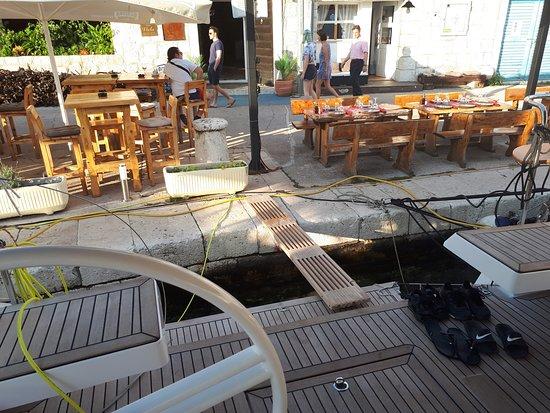 Bobovisca na Moru, Kroatia: Konoba Vela