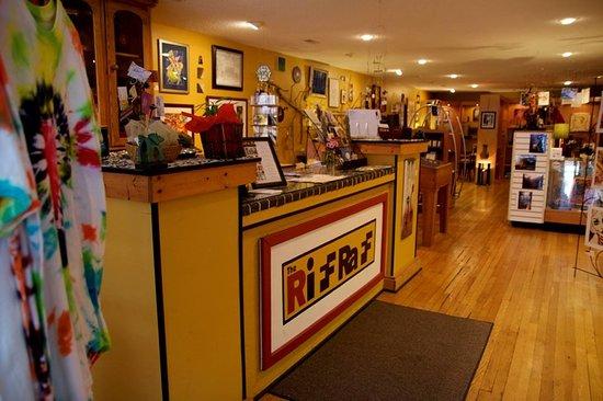 The RiffRaff Art Boutique