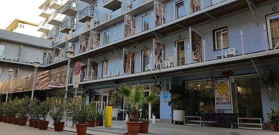 Malaga Hotel Eliseos, hôtels à Malaga
