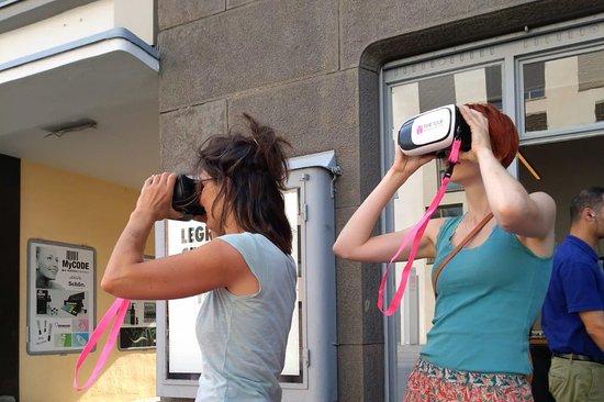 NEU: Geführte Virtual-Reality-Erkundungstour durch Innsbruck