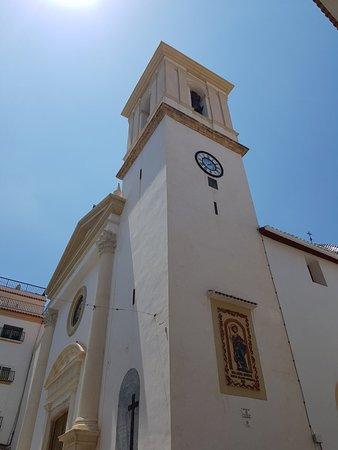 Beautiful church in the wonderful Old Town.