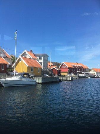 Kyrkesund, Suecia: Otroligt vacker miljö