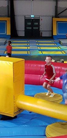 Jump Warriors