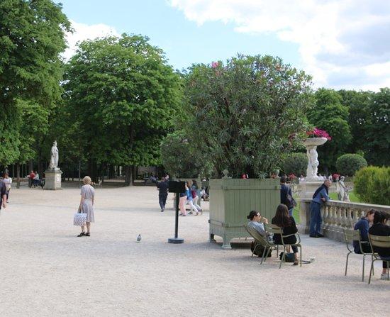 La statue de Marie Stuart