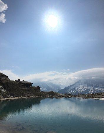 Lac Blanc when La Flegere is closed