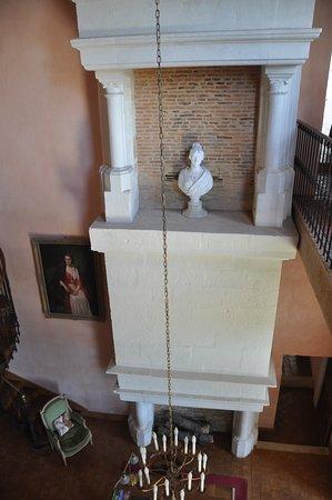 double cheminee